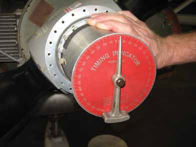 Digital Timing | Tennessee Aircraft Services, Inc