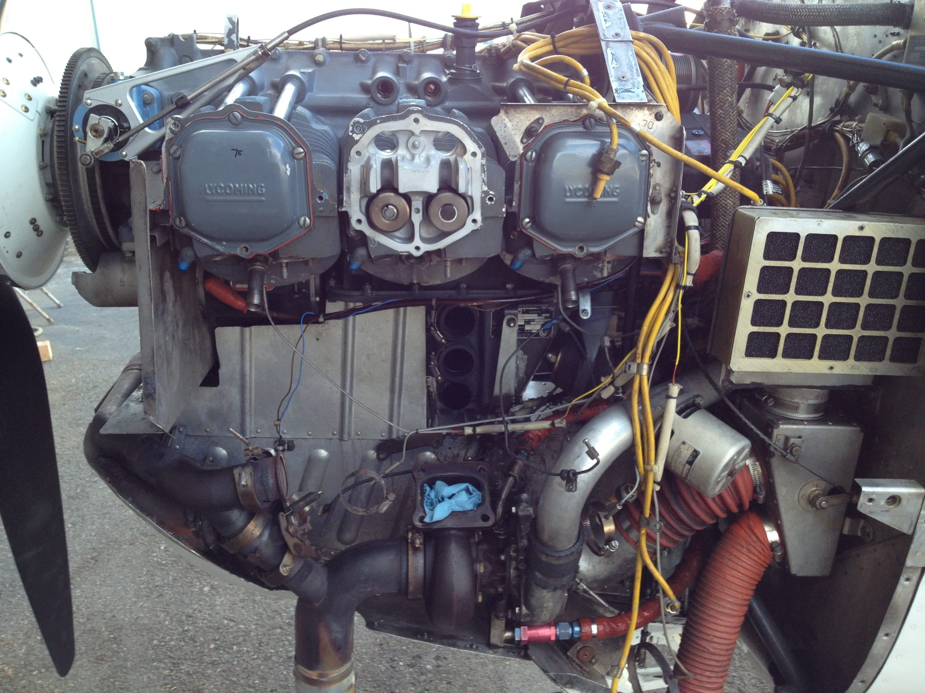 T(R)182 Turbo Failures | Tennessee Aircraft Services, Inc